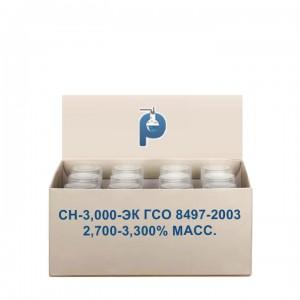 СН-3,000-ЭК ГСО 8497-2003 2,700-3,300% масс.