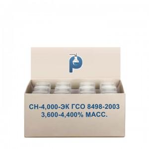СН-4,000-ЭК ГСО 8498-2003 3,600-4,400% масс.