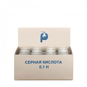 Серная кислота 0,1 Н