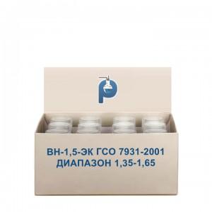 ВН-1,5-ЭК ГСО 7931-2001 диапазон 1,35-1,65