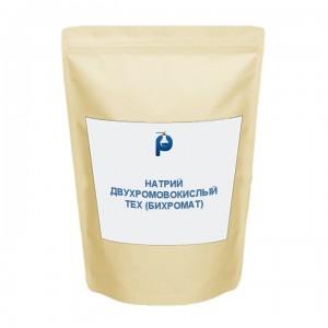Натрий двухромовокислый ТЕХ (бихромат)