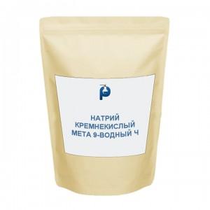 Натрий кремнекислый мета 9-водный Ч