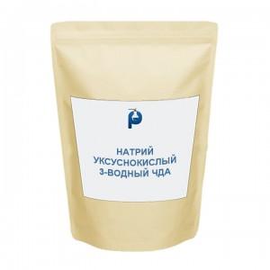 Натрий уксуснокислый 3-водный ЧДА