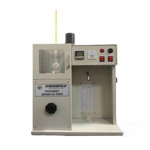Аппарат АРНП-ПХП (для определения фракционного состава нефти и нефтепродуктов) ГОСТ 2177