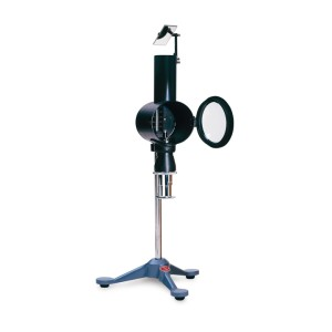 Аппарат ЛВП-М-ПХП (для определения высоты некоптящего пламени светлых нефтепродуктов) ГОСТ 4338