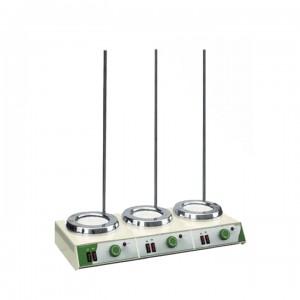 Колбонагреватель 3-х местный ПЭ-4100-3 (3 х 0,5 л) цифровой с комплектом стоек