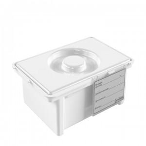 Пластиковый контейнер ЕДПО-10-02-2 с карманом