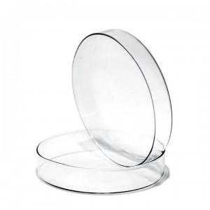 Чашка биологическая Петри стеклянная типа ЧБН, исп. 2, 100х20 мм