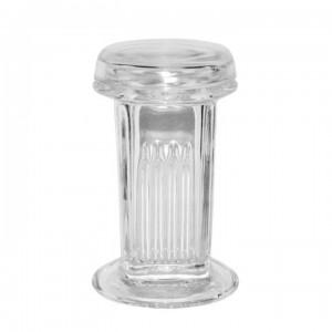 Емкость-сосуд стеклянная для окраски препаратов 32х32х86  (на 5 стекол вертикально)