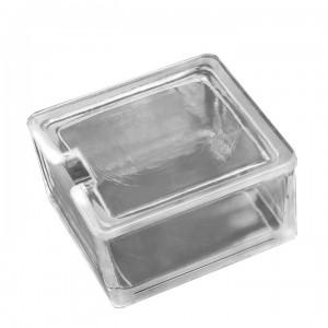 Емкость стеклянная для окраски препаратов 80х85х40 мм (под штатив ДПС-20, арт. 12005105)
