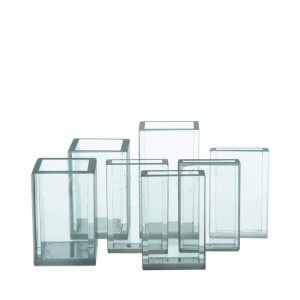 Кювета для фотометрии из стекла К-8 30 мм