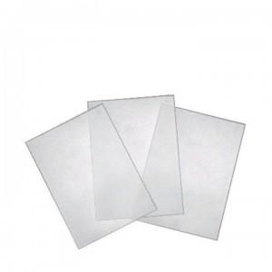 Стекло для микропрепаратов матовое для замешивания без лунки, 70х95±1,0 мм, толщ. 4±0,2 мм